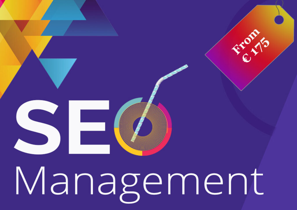 Transparent SEO Management Services • From EUR 175.00 • SEO Smoothie