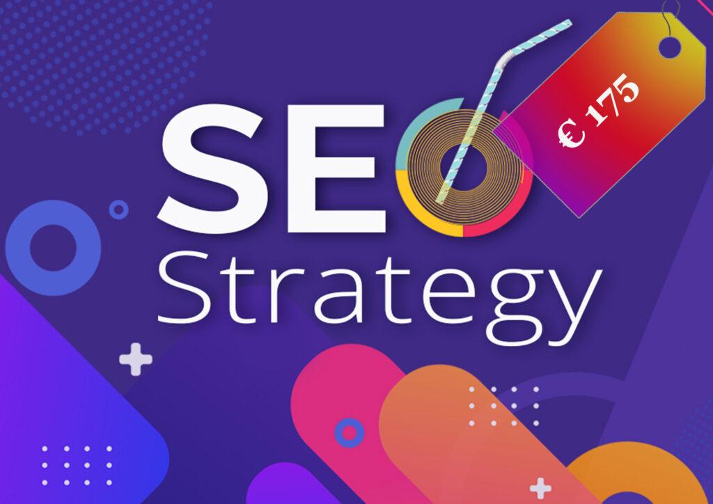 Advanced SEO Strategy • EUR 175.00 • SEO Smoothie