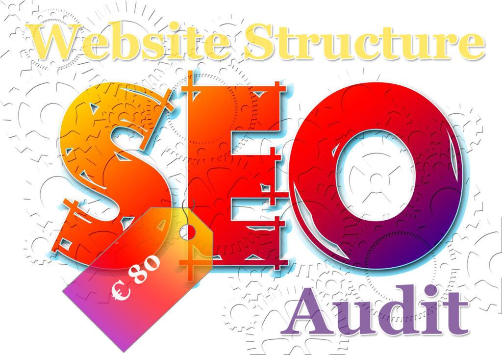 Website Structure SEO Audit • EUR 80.00 • SEO Smoothie